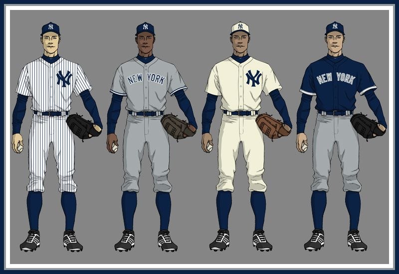 hot sale online d183d 52406 Is it time for the Yankees to change their uniforms ...