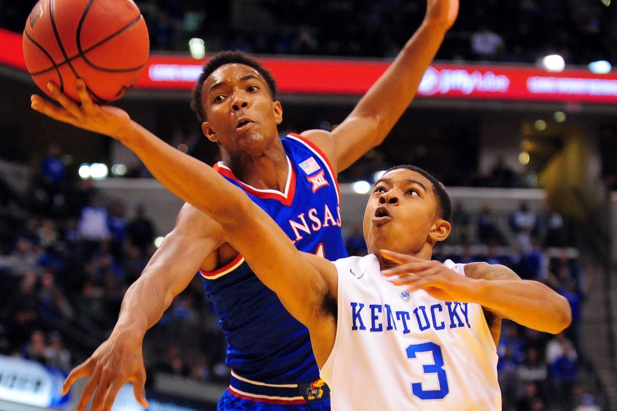 Kentucky Wildcats Basketball Vs Centre Game Time Tv: Kentucky Basketball Vs Kansas: Start Time, TV Info, Online
