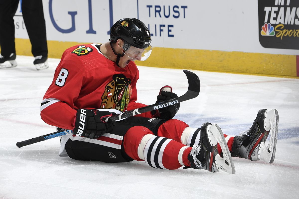 Blackhawks stock report after 1-2-1 start to 2019-20 NHL season
