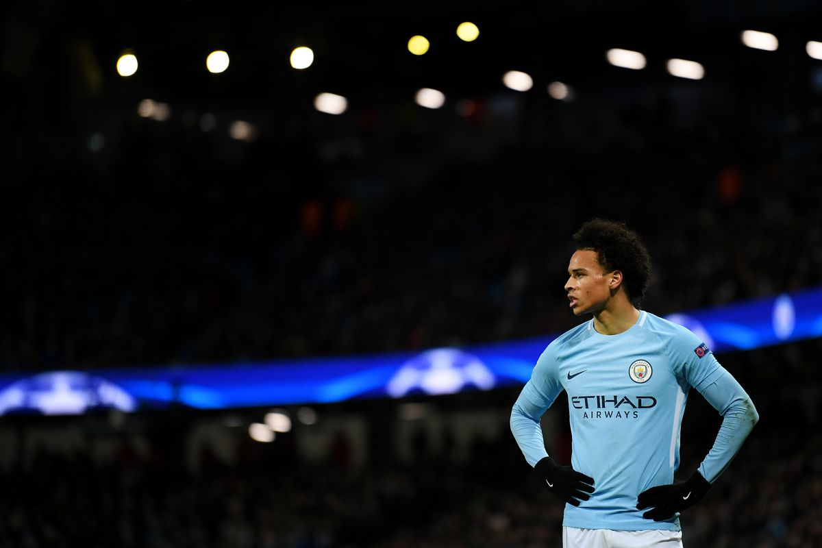Leroy Sané Says Manchester City Are Ready For The Anfield