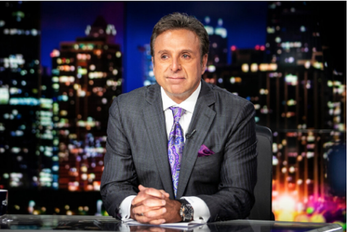 Sportscaster Mark Giangreco has worked in Chicago TV for 39 years, 27 of them at ABC7.