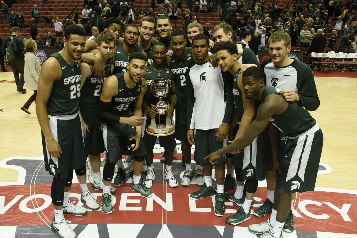 Michigan State basketball is deeper and better than last season's Final Four team - SBNation.com