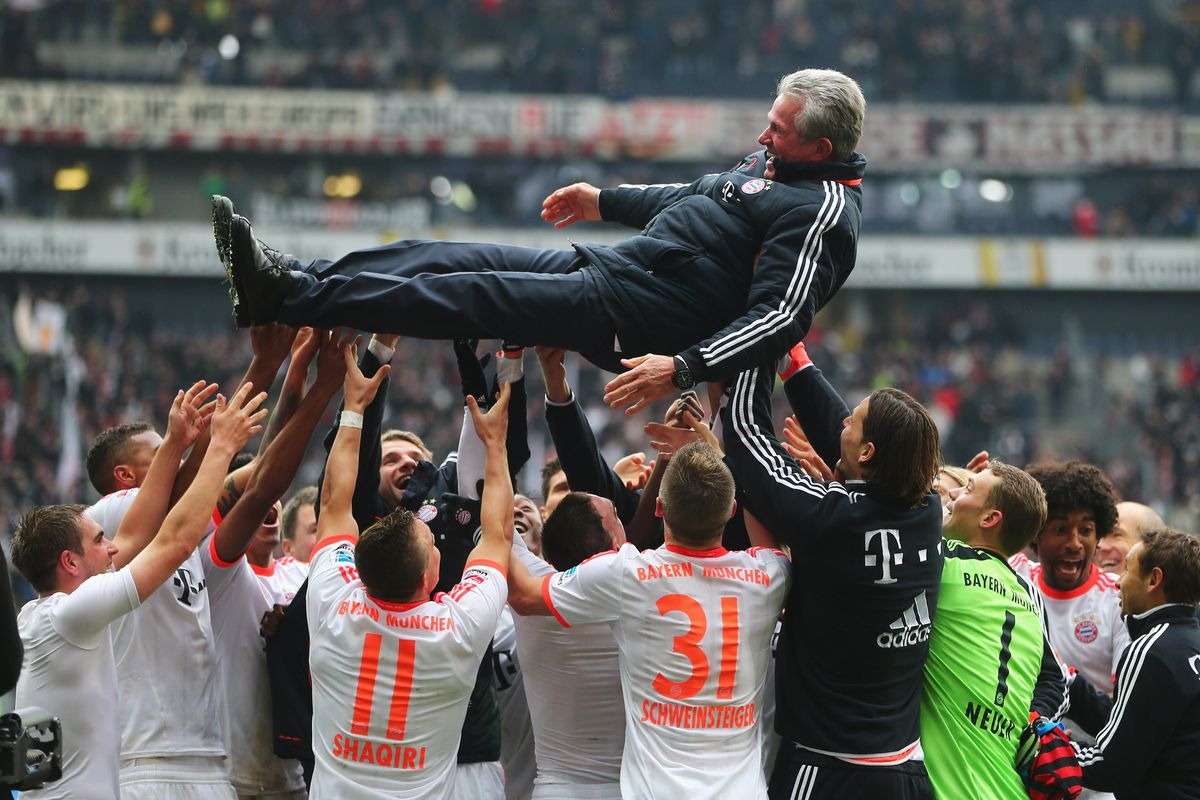 The Jupp Bounce: Reason Enough to Win a Trophy