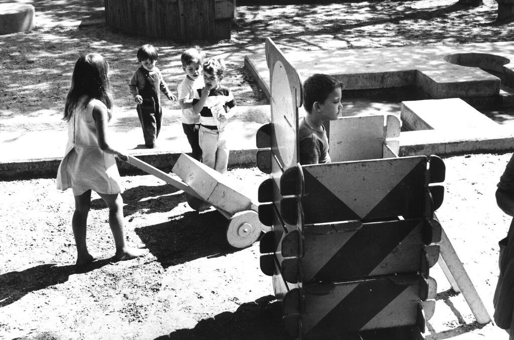 The Junk Playground Of New York City >> New York City S Adventure Playgrounds A Brief History Curbed