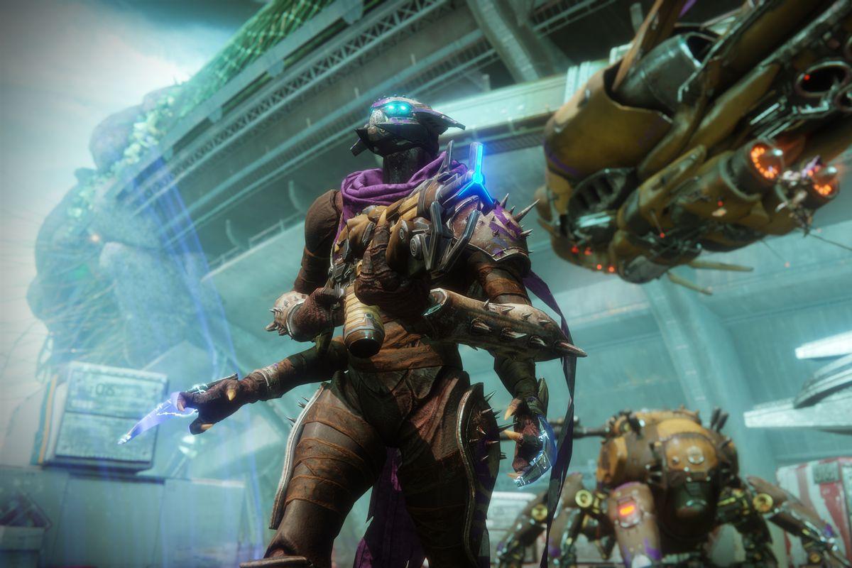 Destiny 2 - Fallen enemies in Weapons Exchange Public Event