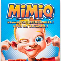 You will be laughing in every game of MiMiQ where you try to capture other players' cards by MiMiQ-ing a variety of silly faces. Collect the most sets of three to win. If you don't have the card a player asks of you, just stick your tongue out.
