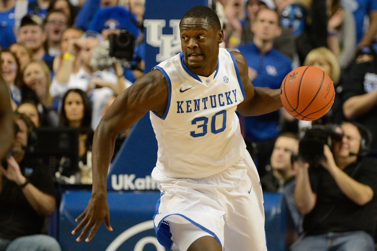 Julius Randle from Kentucky will be a top lottery pick.