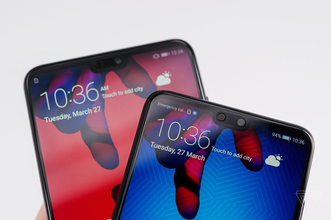 <em>Huawei P20 Pro, the 2018 flagship.</em>