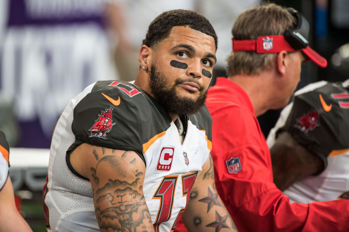 Mike Evans Is Still Mad Daily Norseman