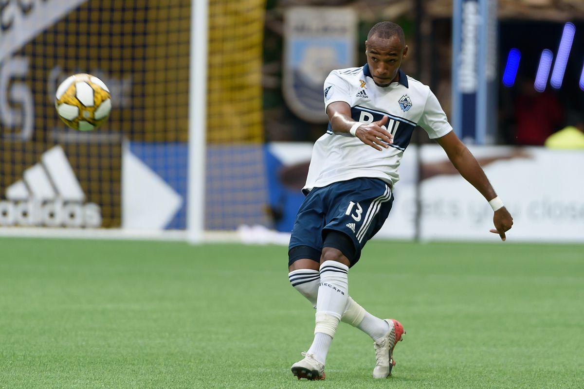 MLS: Columbus Crew SC at Vancouver Whitecaps FC