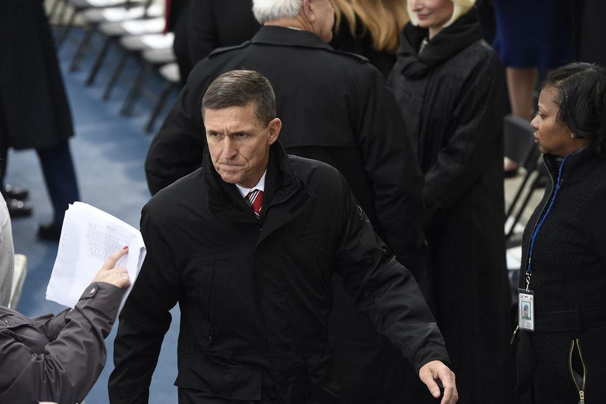 Michael Flynn, Trump's national security adviser, resigns over ...