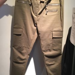 Khaki pants, $60