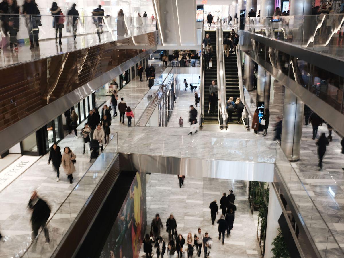New York City's New Hudson Yards Development Boasts Luxury Shopping