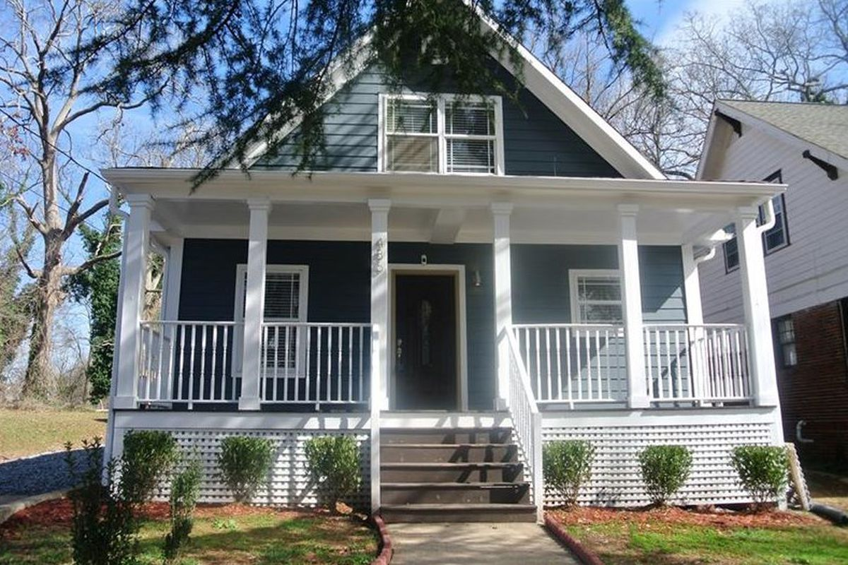 A photo of a remodeled home from 2006 in Atlanta's Westview.