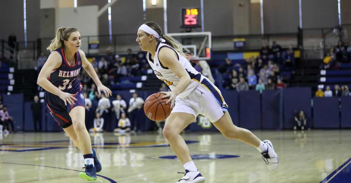 Marquette Women's Basketball Seizes Control Of Second Place In The Big East