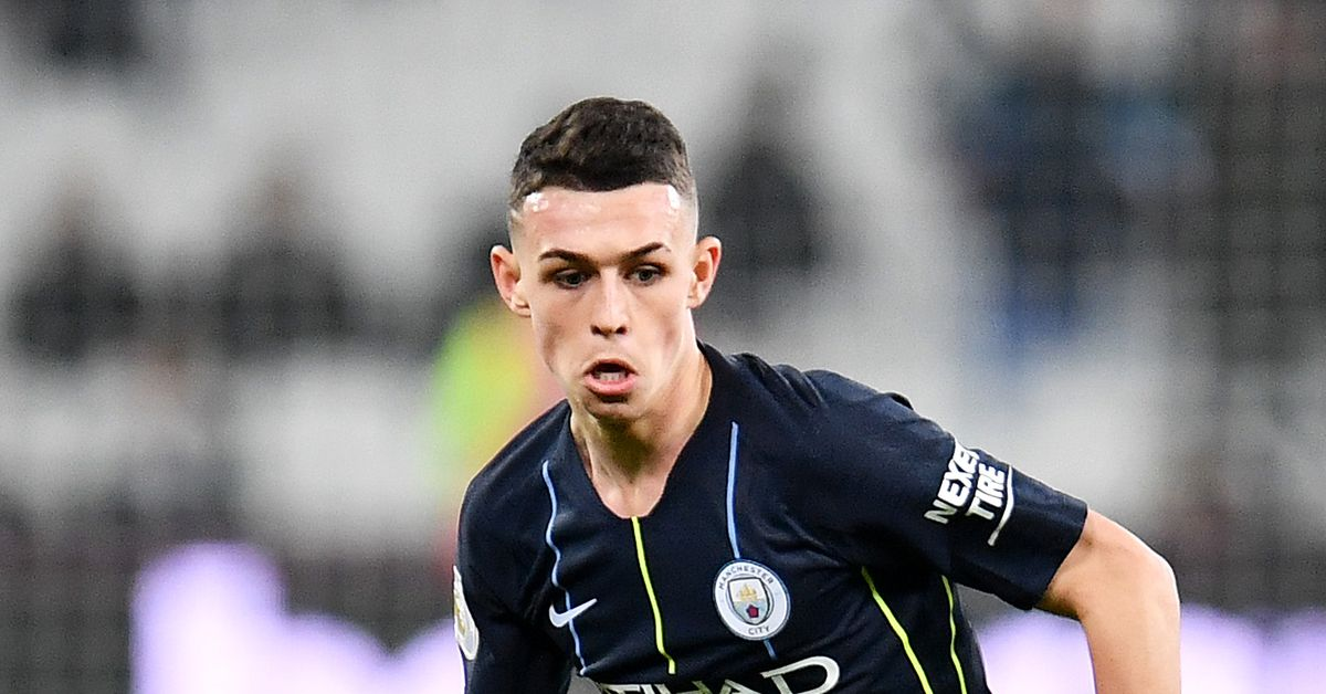 Official: Manchester City Re-Sign Phil Foden - Bitter and Blue