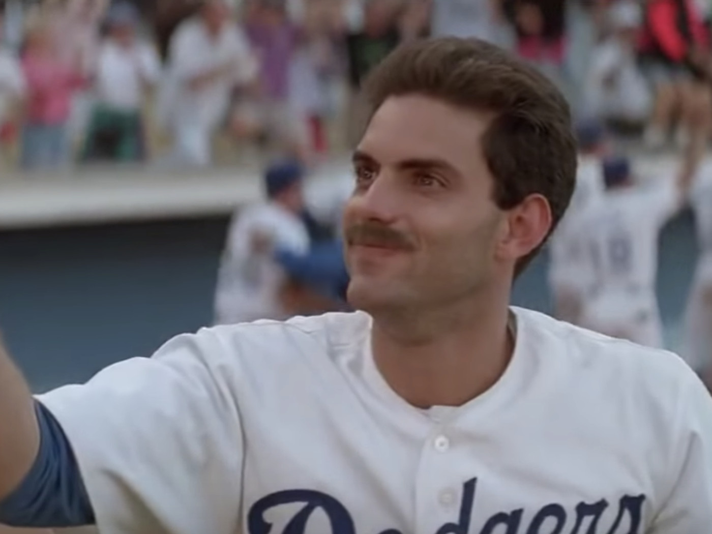 The Last Dodgers Steal Of Home Was By Benny The Jet In The Sandlot True Blue La