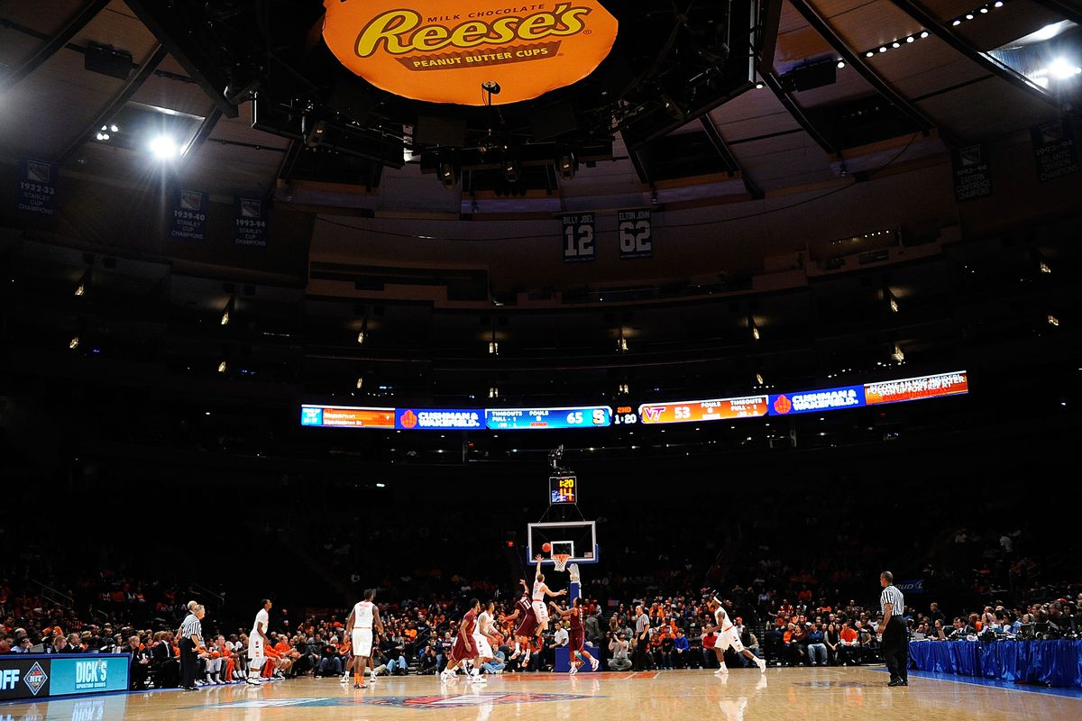Syracuse Returns To New York City In 2019 For Nit Season Tip