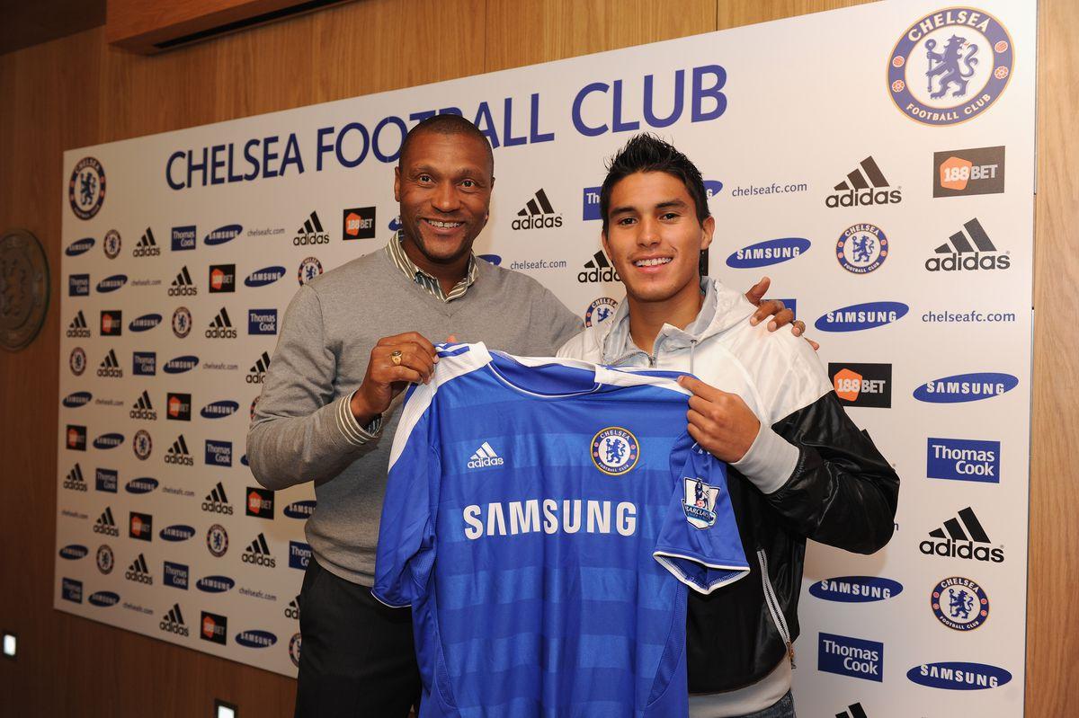 Chelsea New Signing - Ulises Davila