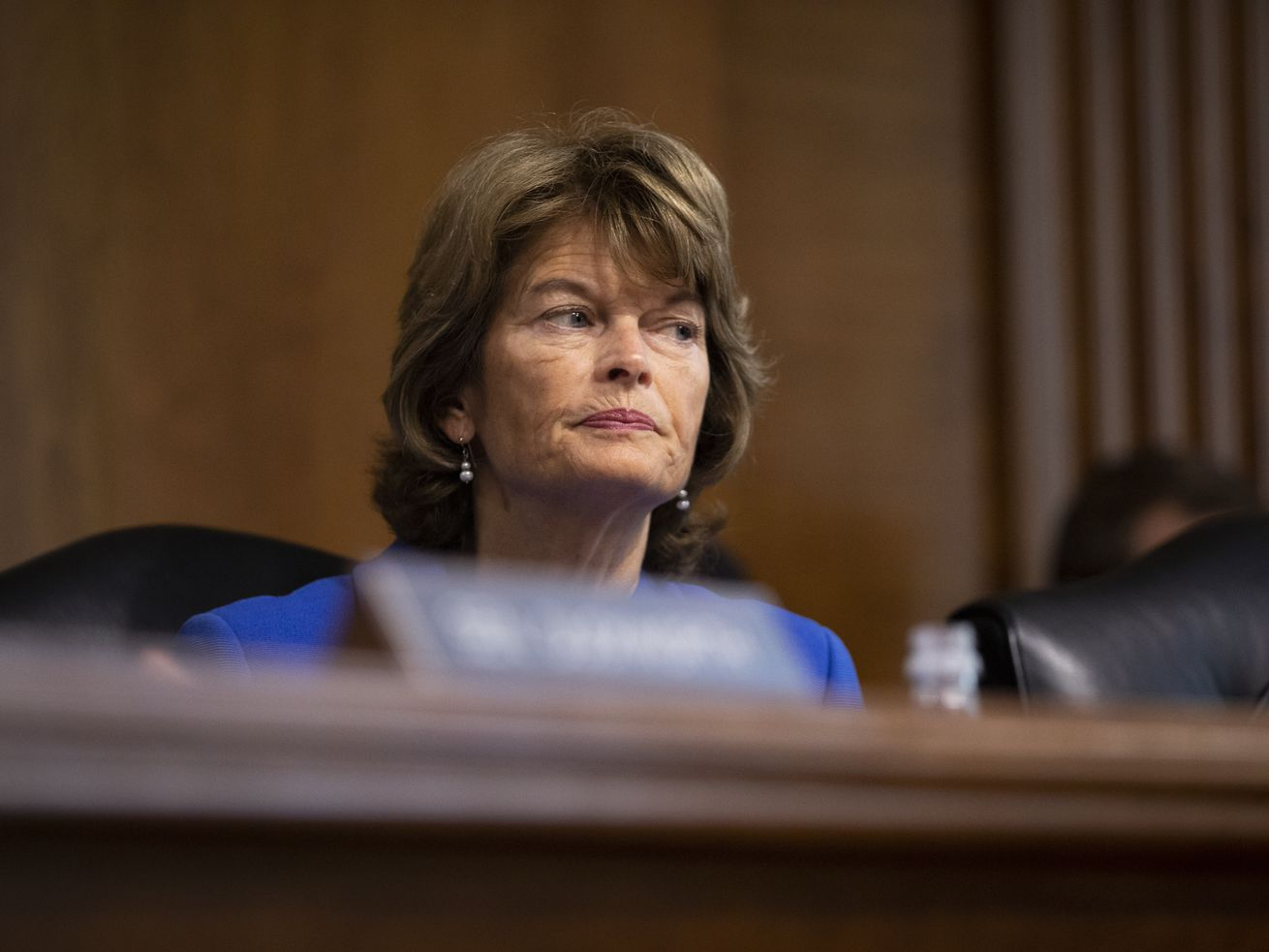 Sen. Lisa Murkowski (R-AK) is among four Republican senators who seem the most likely to vote against Brett Kavanaugh.