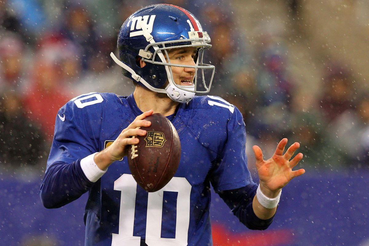 Eli Manning will be surrounded by a much different offensive coaching staff in 2014