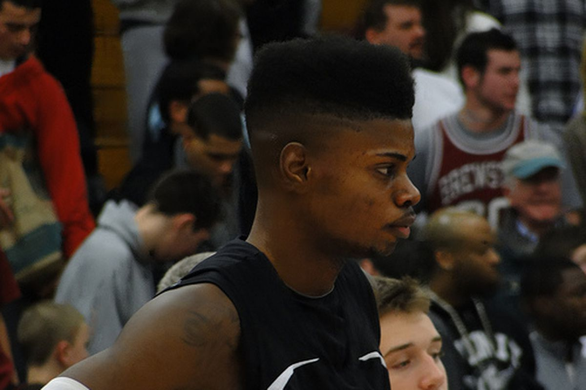 """The NCAA has not yet contacted Nerlens Noel or his mother. (via <a href=""""http://www.flickr.com/photos/chamberoffear/6705099827/"""">SportsAngle.com</a>)"""