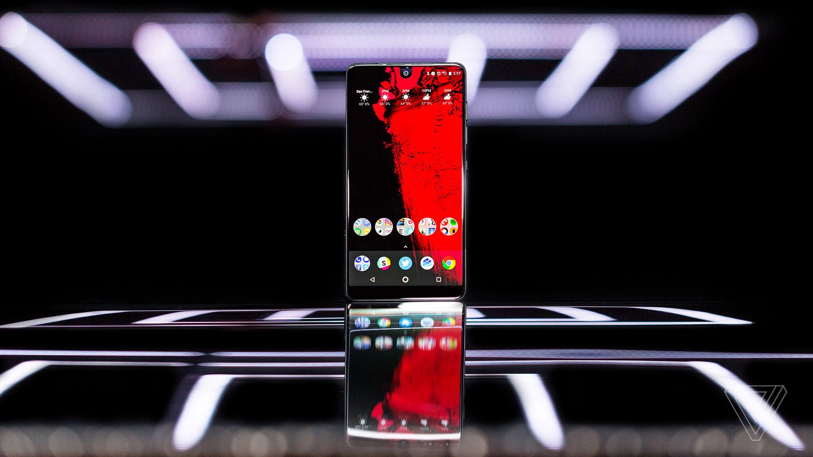 theverge.com - Essential Phone review: a beautiful work in progress