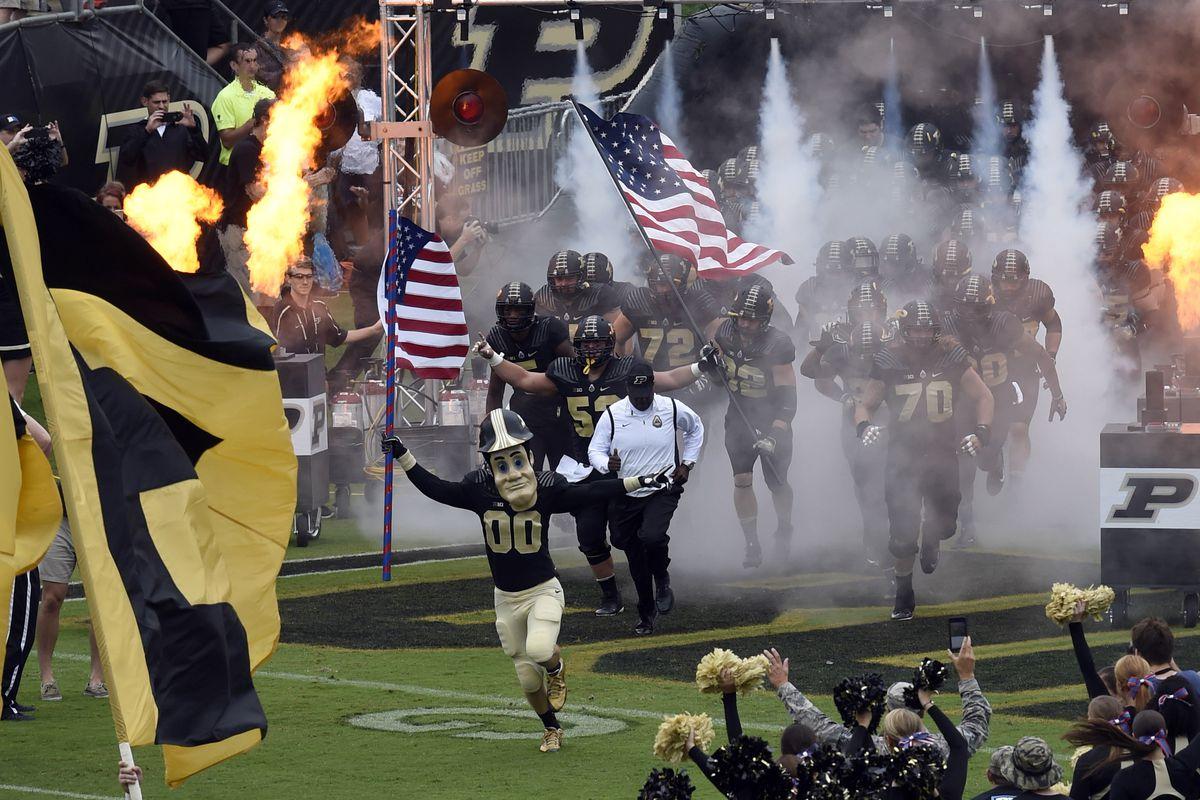 NCAA Football: Cincinnati at Purdue