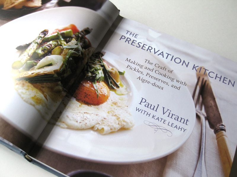 First Look: Paul Virant\'s The Preservation Kitchen - Eater