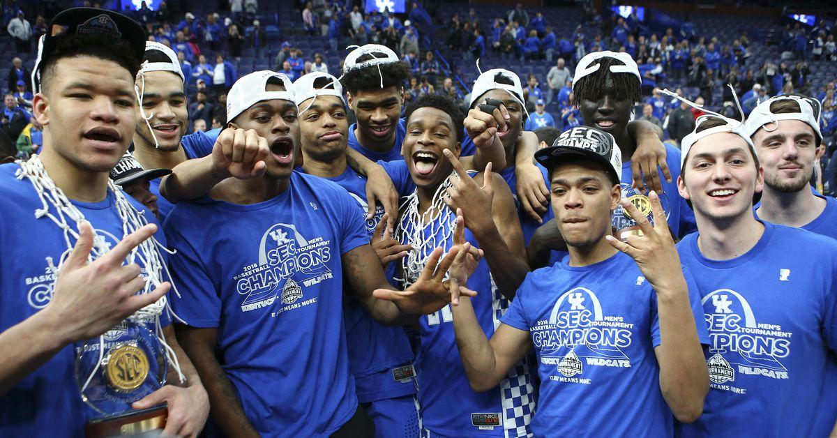 Kentucky Basketball Announces Tv Schedule Game Times And: Kentucky Basketball Vs Davidson Wildcats Game Time, TV