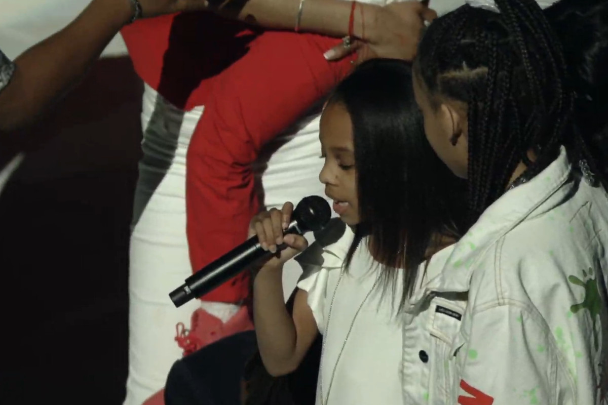 DMX Children Paid Tribute To Their Iconic Father [VIDEO]