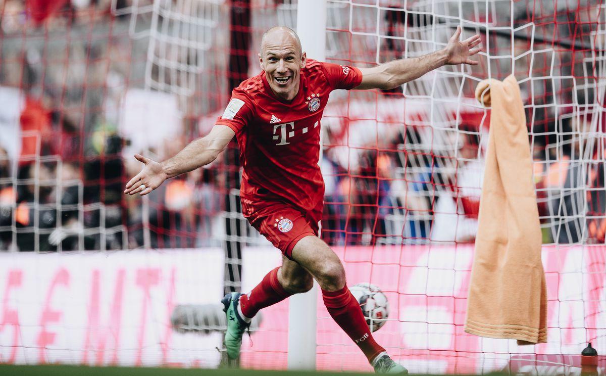 FC Bayern München v Eintracht Frankfurt - Bundesliga For DFL