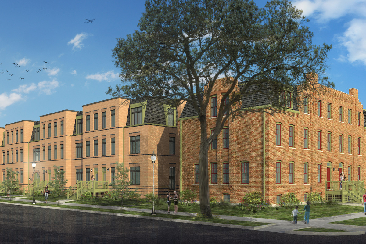 Pullman Artist Lofts Prepare For Construction Curbed Chicago