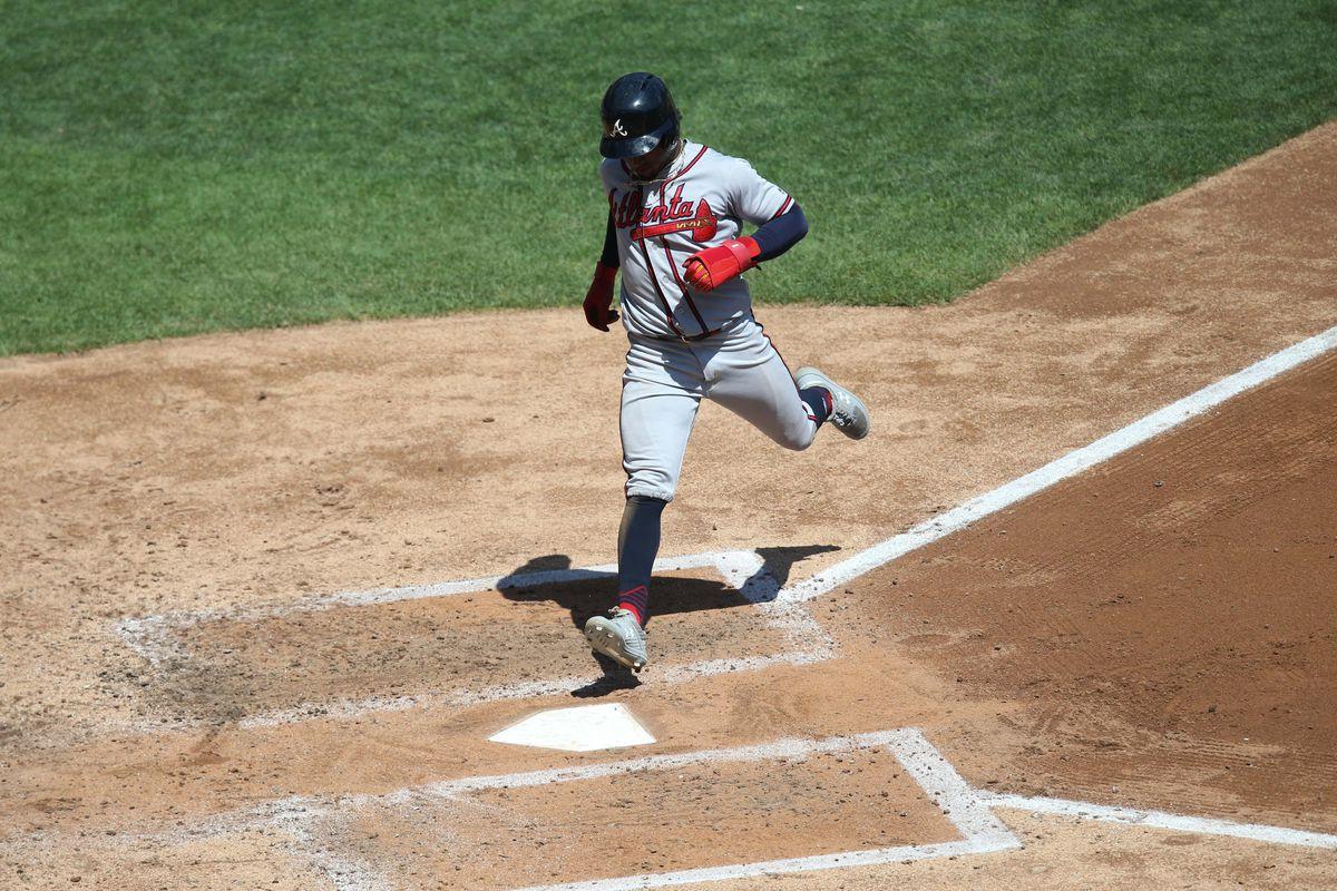 MLB: Atlanta Braves at Minnesota Twins