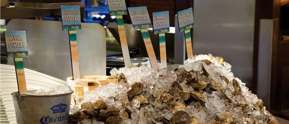 Oyster Bar at Harrah's