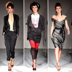 Hail to the queen, Vivienne Westwood-Fall 2012