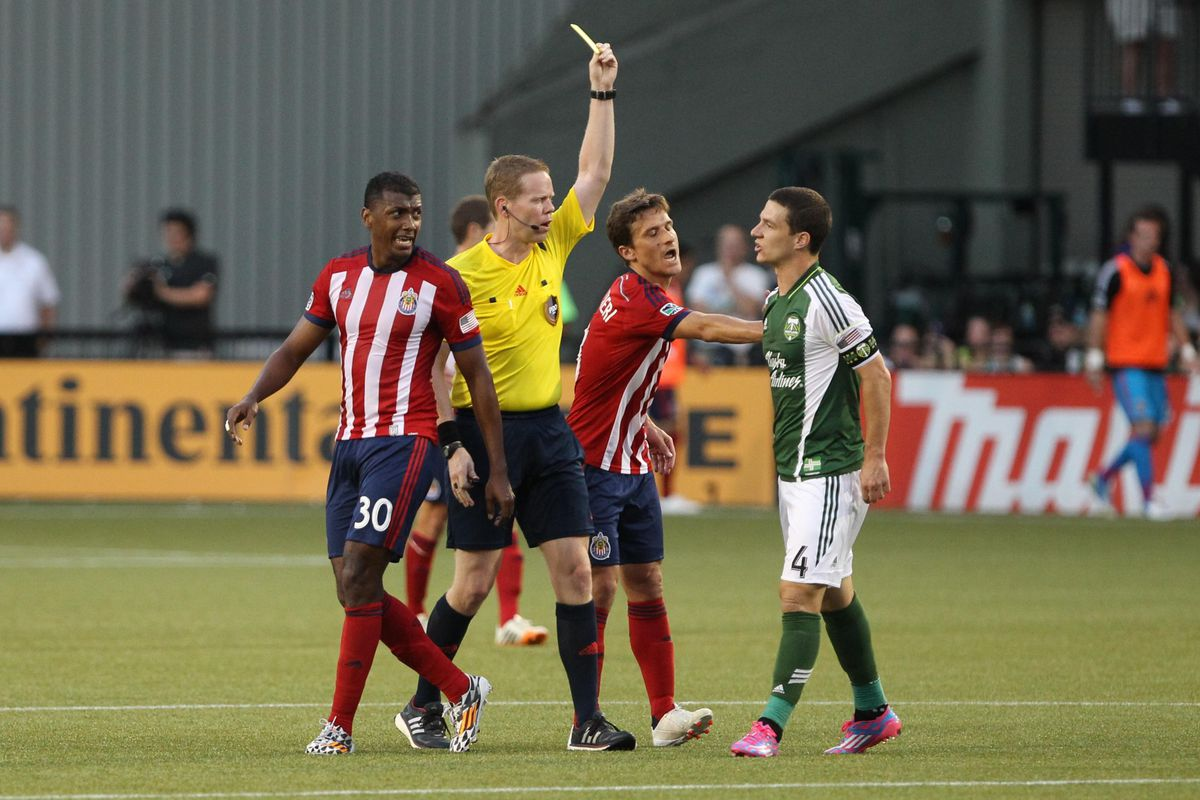 Losing ain't great, but in perspective, Chivas USA aren't on a terrible run.