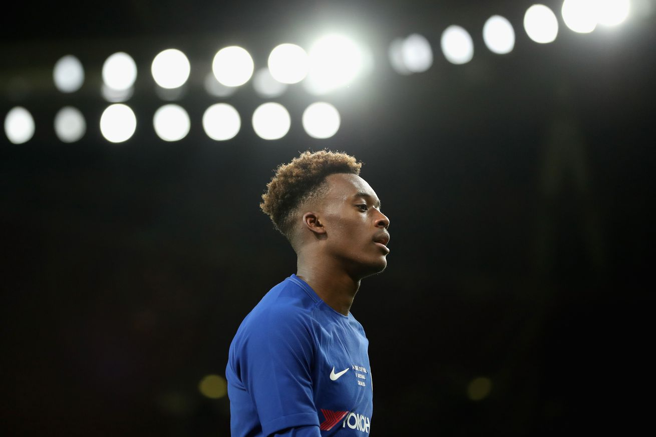 Report: Callum Hudson-Odoi prepared to leave for free if Chelsea refuse Bayern Munich offer (UPDATED)