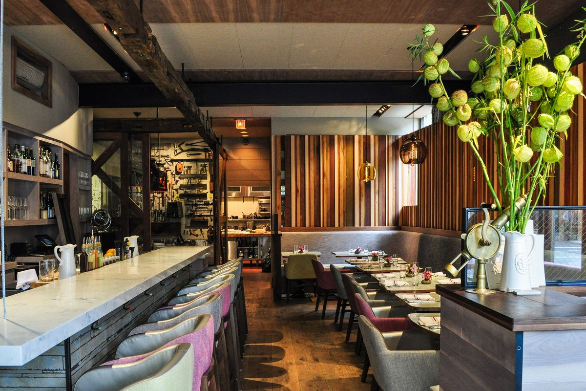 Blenheim A Grown To Order Restaurant In The West Village Eater Ny