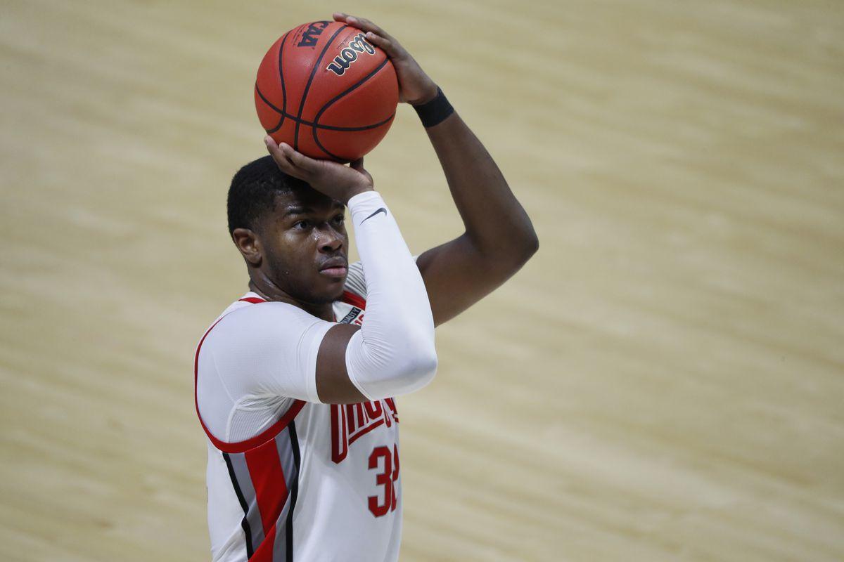 NCAA Basketball: NCAA Tournament-Oral Roberts at Ohio State