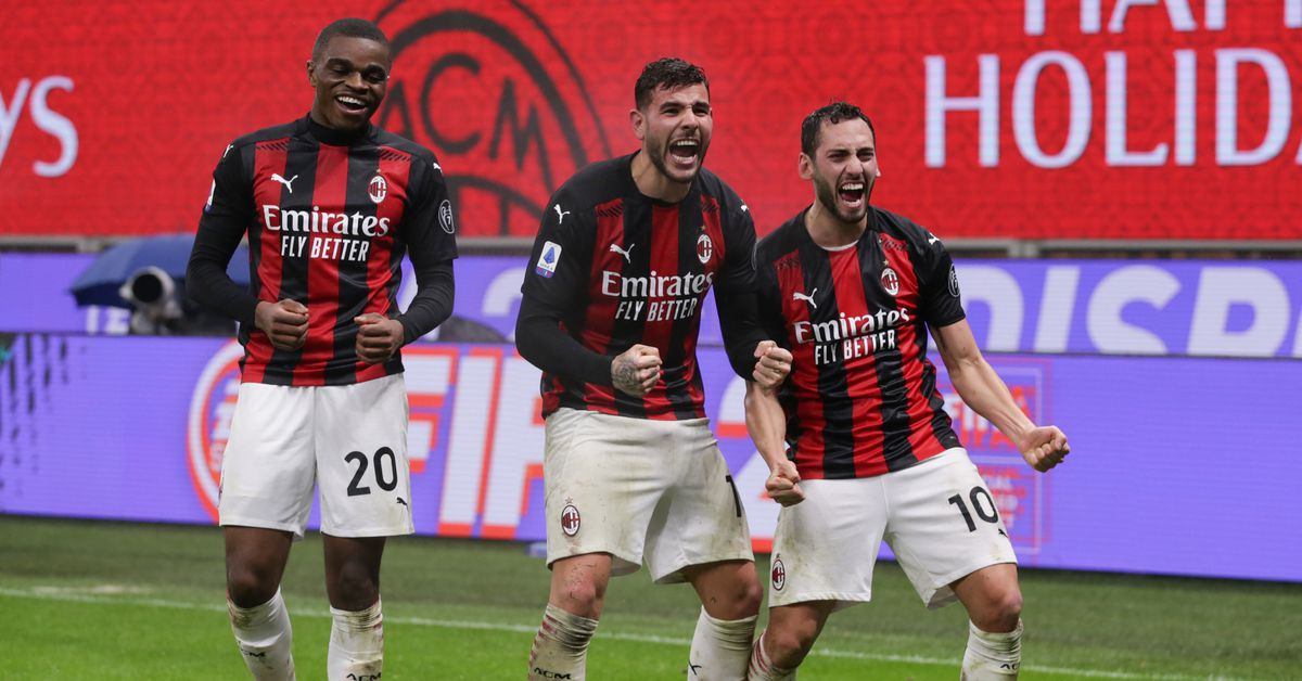 ACMilan Player Ratings: Milan 3-2 Lazio - The Offside