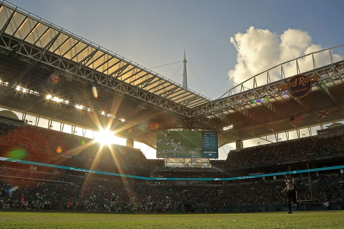 Jets at Dolphins Week 7 TV schedule, online stream, odds, weather ...