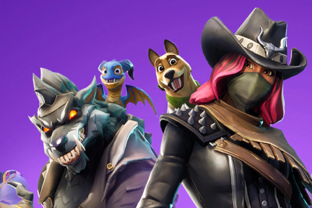 Fortnite S Season 6 Battle Pass Has Two Customizable Skins Calamity