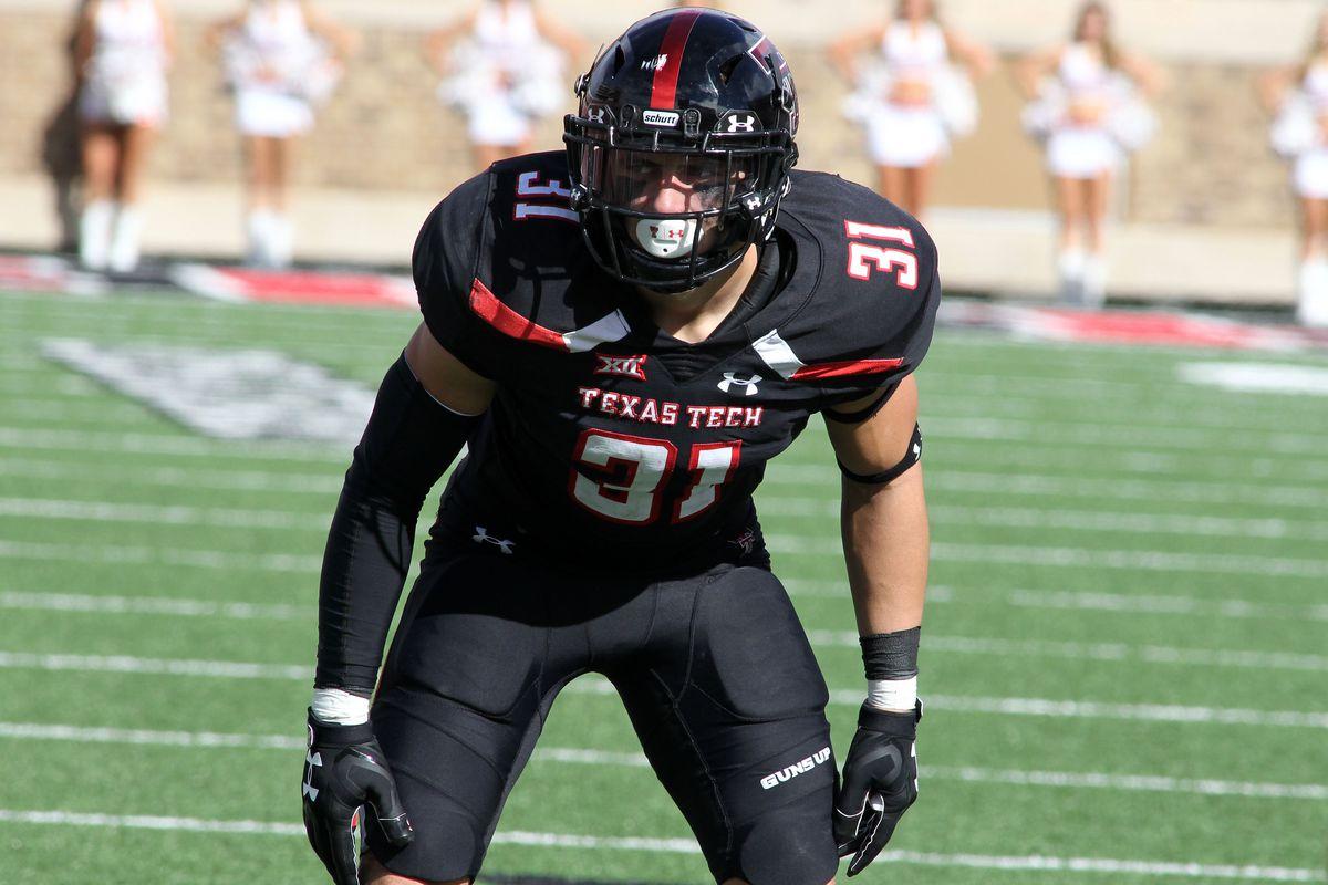 NCAA Football: Kansas State at Texas Tech