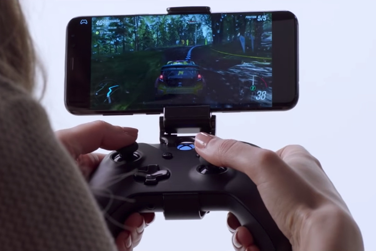 Image result for Microsoft details how xCloud will let you play Xbox games on an Android phone