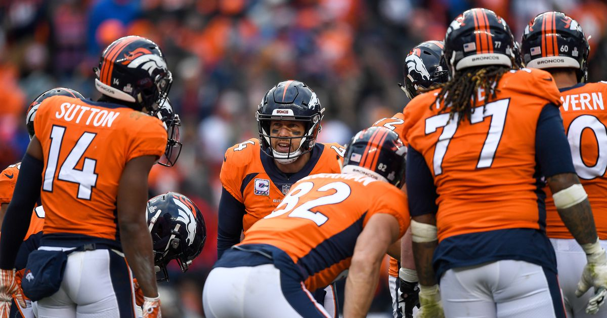 Thursday Night Football: Broncos vs. Cardinals — game time, TV channels, odds, live stream, radio, more