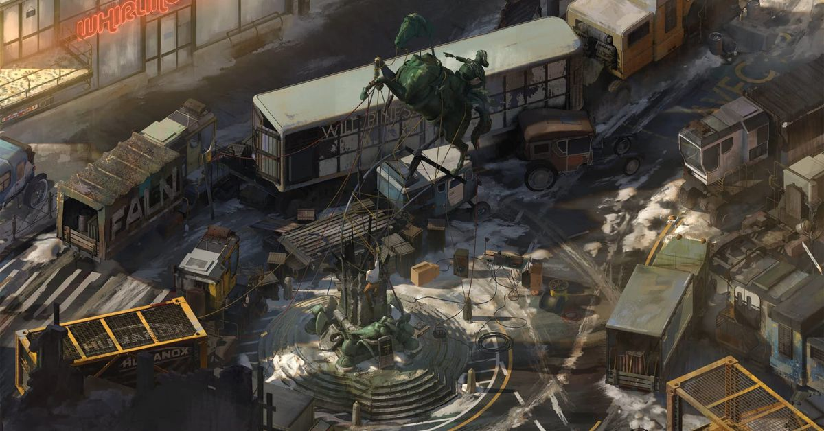 Disco Elysium: The Final Cut review: like an epic yet enigmatic novel – The Verge