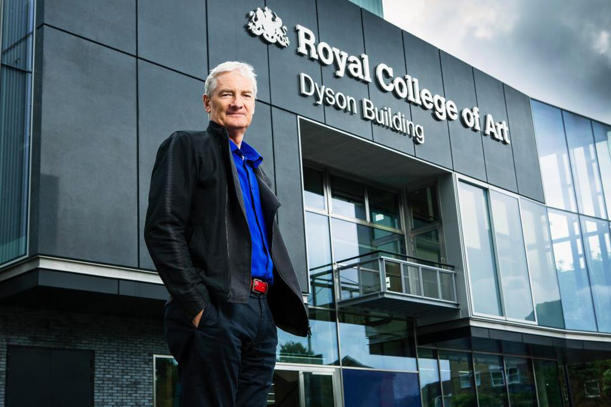 Dyson Wants To Build Domestic Robots That See And Think