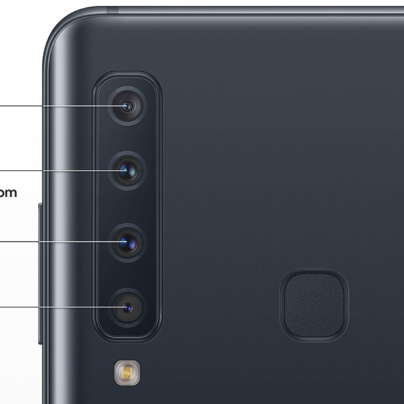 Leaked Pictures Of Galaxy A9 Reveal Samsung Really Did Stick Four