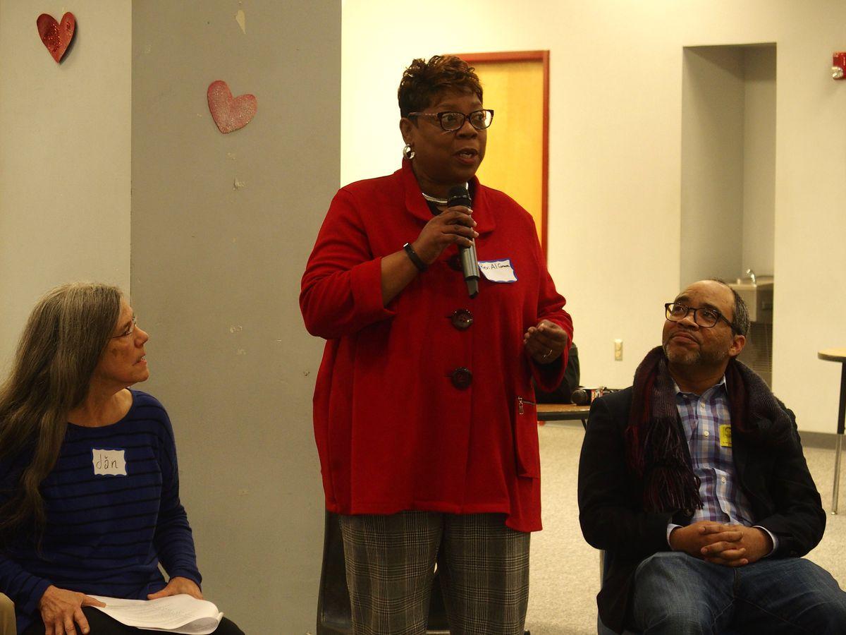 Althea Greene, Shelby County Schools board member